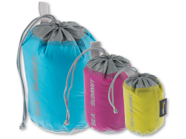 Sea to Summit Travelling Light Packsack Set
